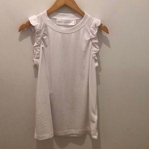 Victoria Beckham sleeveless top size small